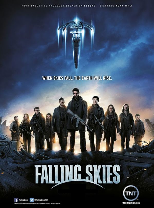 Falling Skies Season 4 สงครามวันกู้โลก ปี 4 [ซับไทย]