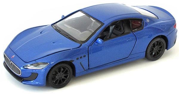 โมเดลรถเหล็ก โมเดลรถยนต์ Maserati 3