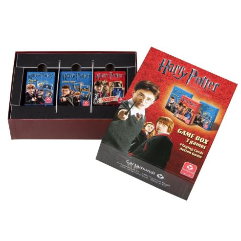 Harry Potter and the Deathly Hallows Game box x 3