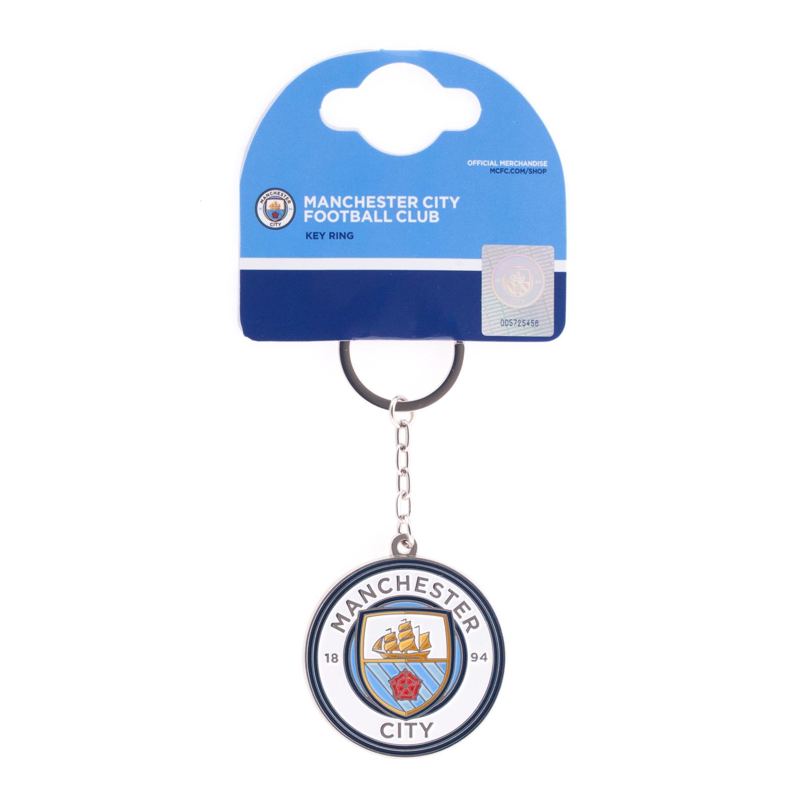 พวงกุญแจแมนเชสเตอร์ ซิตี้ของแท้