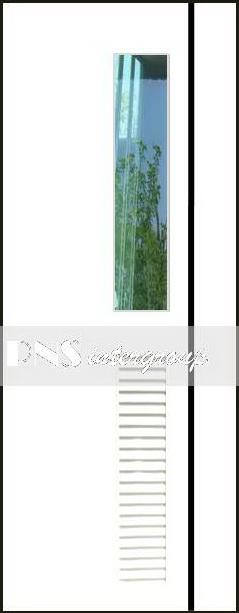 ประตู m-series รุ่น PM5 ขนาด 70x180