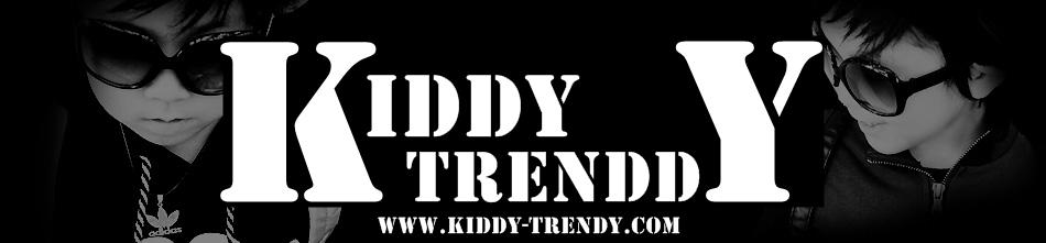Kiddy-Trendy ร้านเสื้อผ้าสำหรับเด็กมีสไตล์