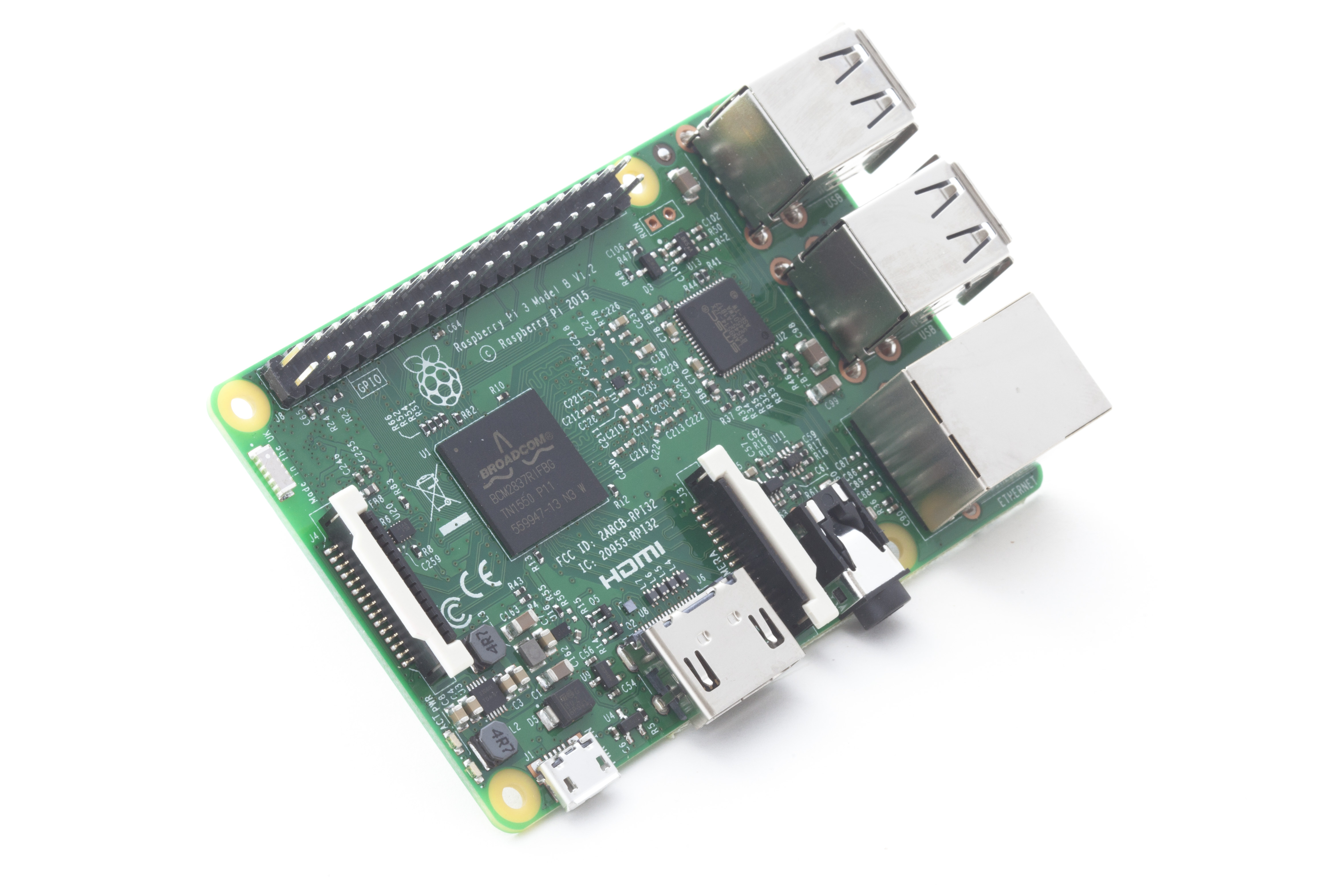 Raspberry Pi 3 Model B 1GB - Made in PRC