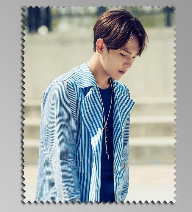 ผ้าเช็ดแว่นตา iKON : คิม ดงฮยอก