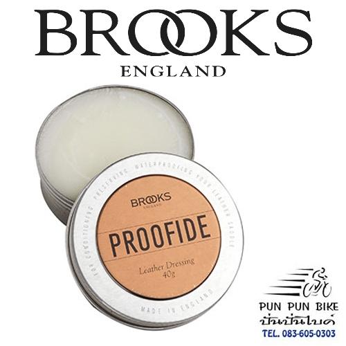 BROOKS : Proofide Leather Dressing