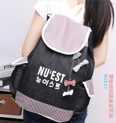 กระเป๋าเป้น่ารัก Nu'est