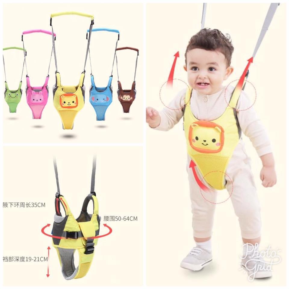 Bambo toddler belt เป้พยุงหัดเดินแบบเต็มตัว