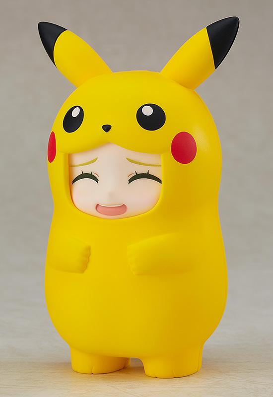(พร้อมส่ง)Nendoroid More: Pokemon Face Parts Case (Pikachu)