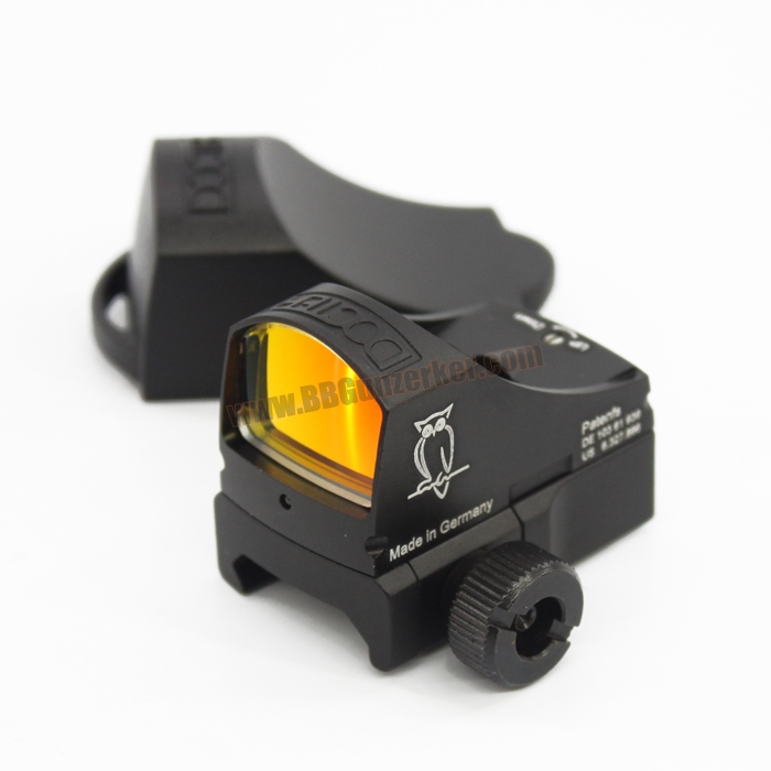 Red Dot DOCTERsight C สีดำ + ขาจับ Glock (ปรับแสง Auto)