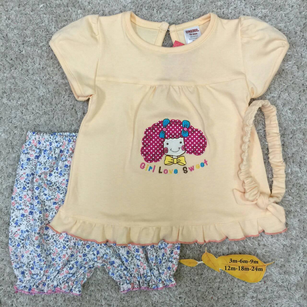 เสื้อผ้าเด็ก (พร้อมส่ง!!) 170460-4