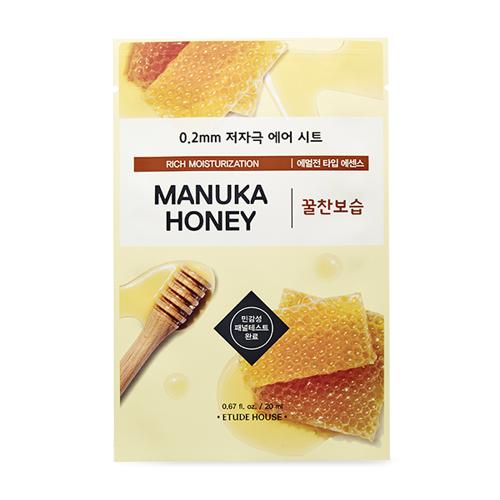 Etude House Rich Moisturization Manuka Honey Mask Sheet 20 ml.