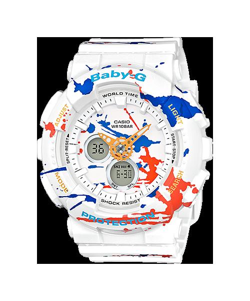 BaByG Baby-Gของแท้ BA-120SPL-7A จีช็อค นาฬิกา ราคาถูก