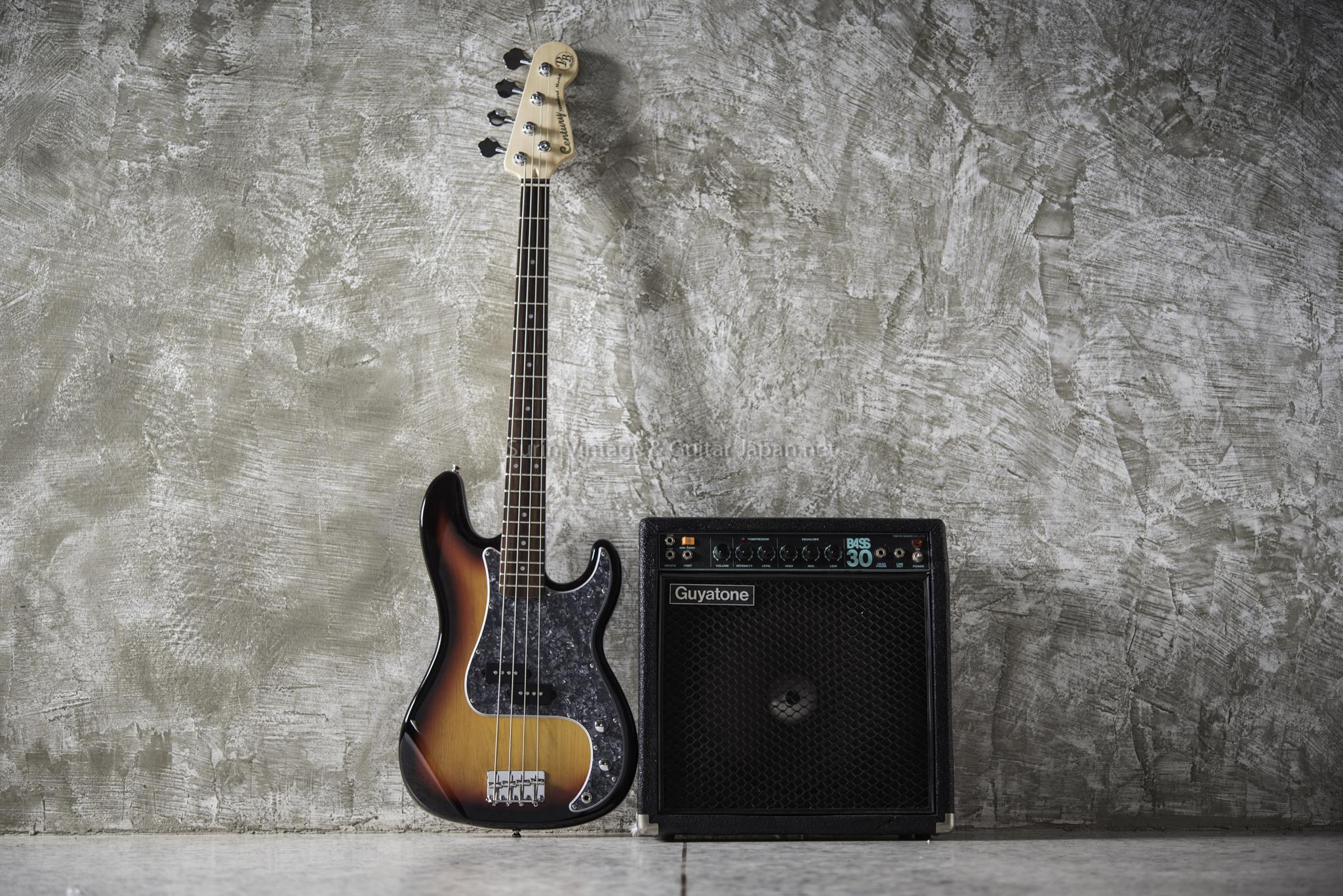 แอมป์เบสไฟฟ้ามือสอง GUYATONE Bass 30 No.3