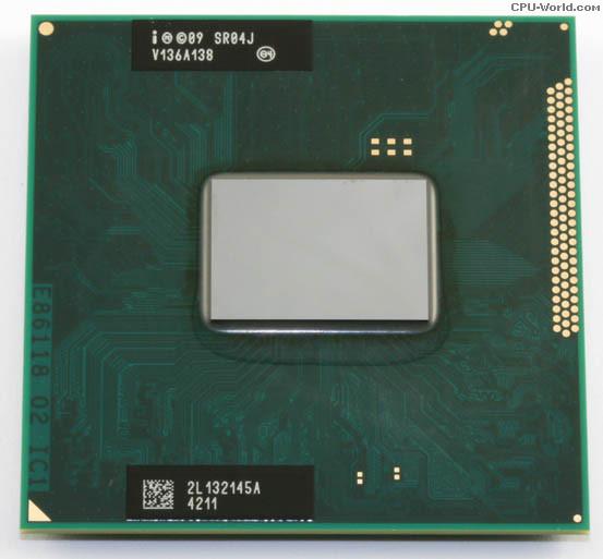 [CPU NB] Intel® Core™ i3-2330M