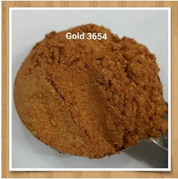 Mica Stlendid Gold 3654