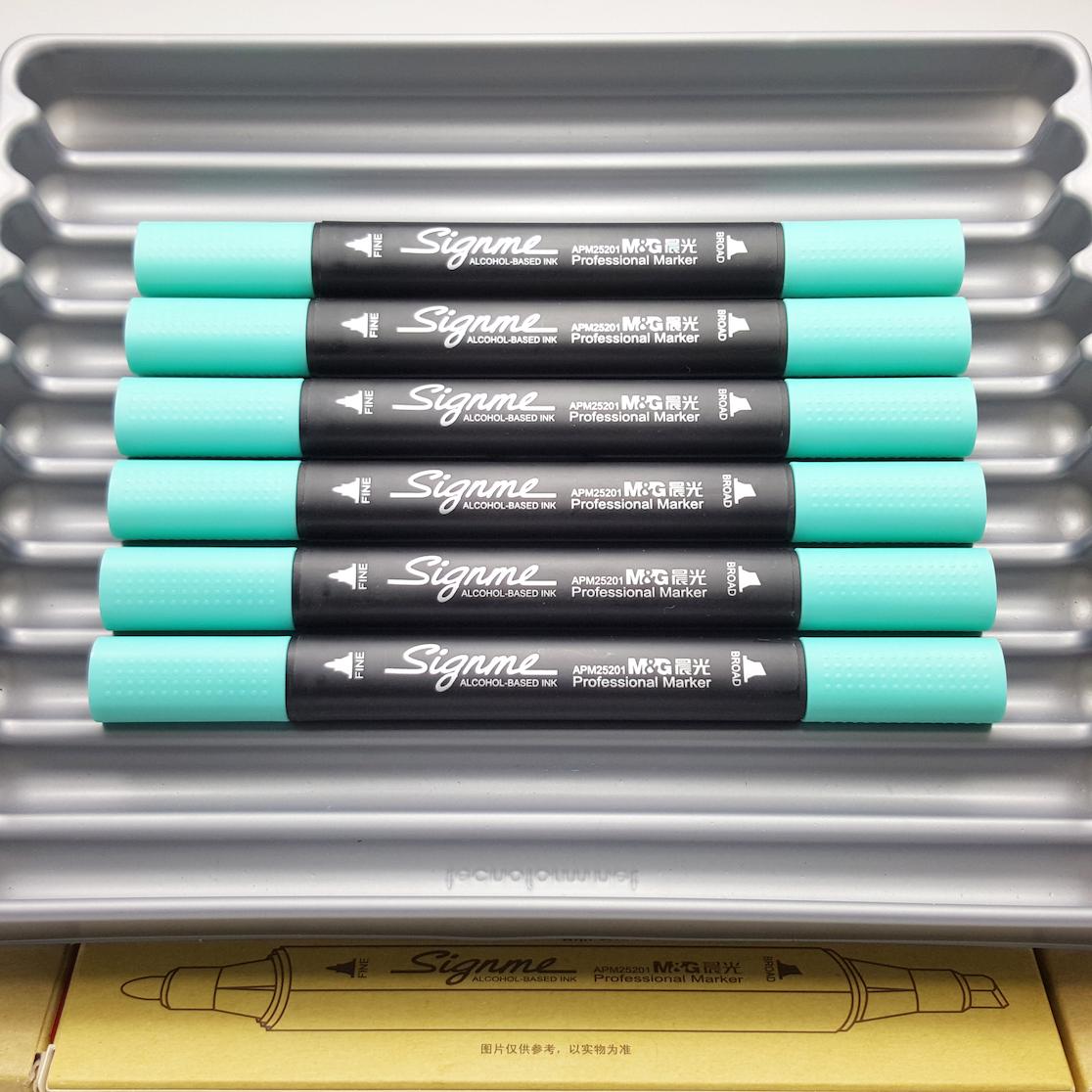 ปากกามาร์คเกอร์ไซน์มิ Signme Professional Marker - #058