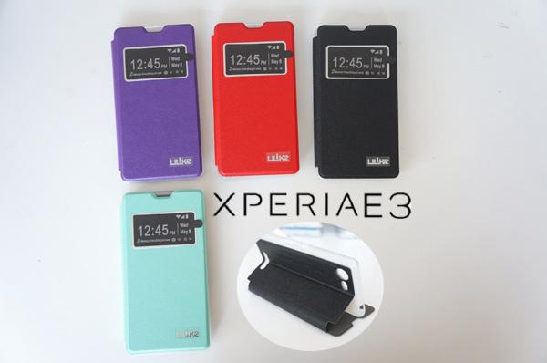 เคสฝาพับ Sony Xperia E3 ของ ULIKE Cover Case