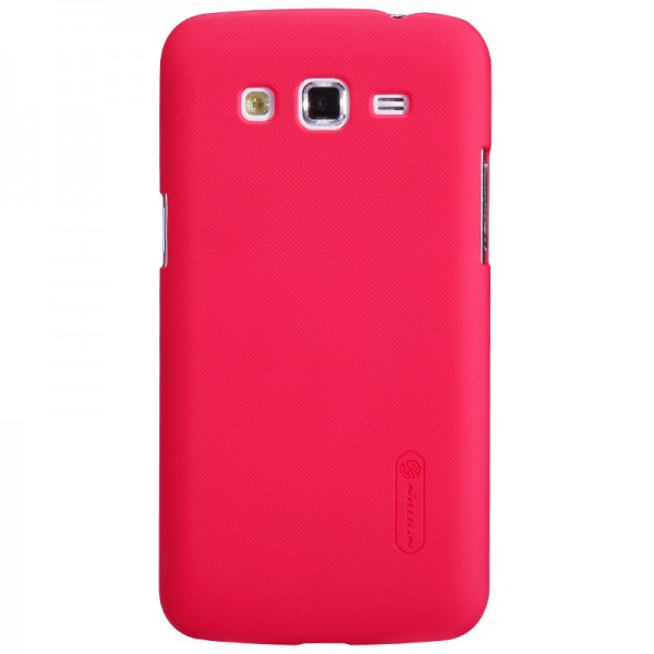 Nillkin Frosted Red Case For Samsung Galaxy Grand 2
