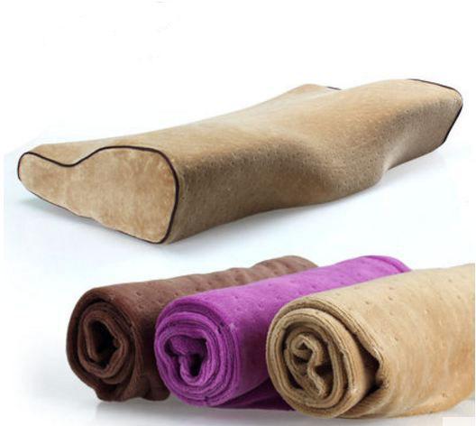ปลอกหมอนผีเสื้อ(PL-021)ขนาด 61cm ปลอกผ้ากำมะหยี