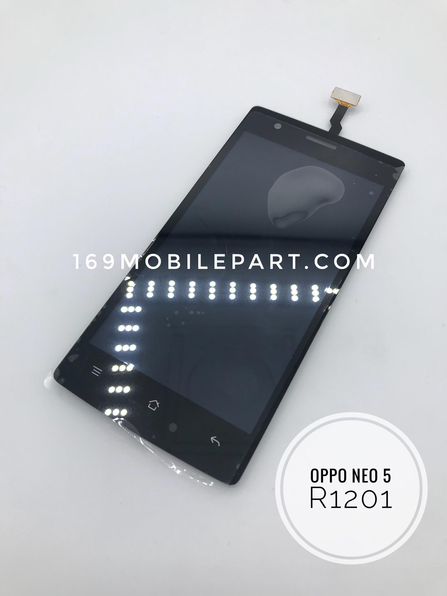 หน้าจอ + ทัชสกรีน OPPO NEO 5 R1201
