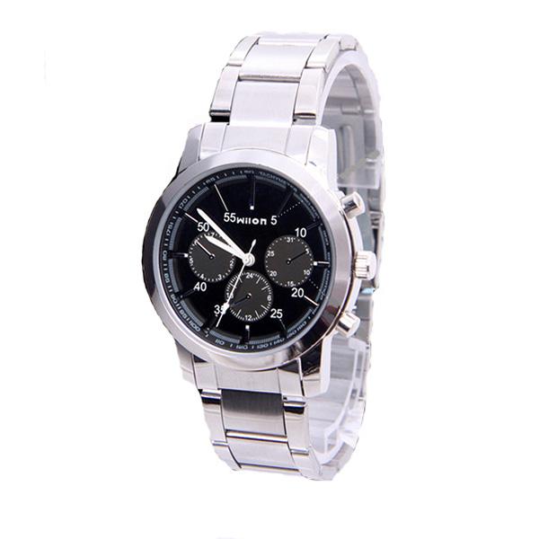 Wilon Veyron watches women นาฬิกาผู้หญิง แบรนด์ของฮ่องกง ระบบควอทด์ กันน้ำ กันสนิม สำเนา