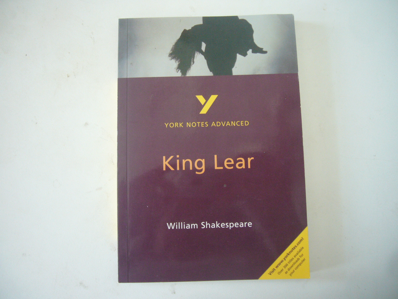 King Lear (York Notes Advanced)