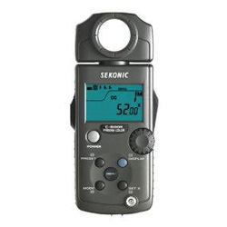 Color Meter (เครื่องวัดสี) ยี่ห้อ Sekonic C-500R