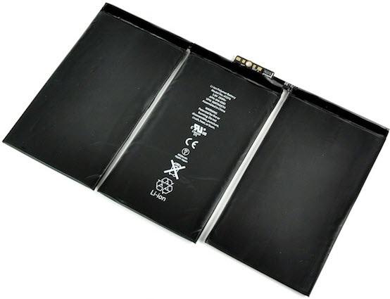 อะไหล่ไอแพด แบตเตอรี่ iPad 2 (iPad 2 Battery Set)