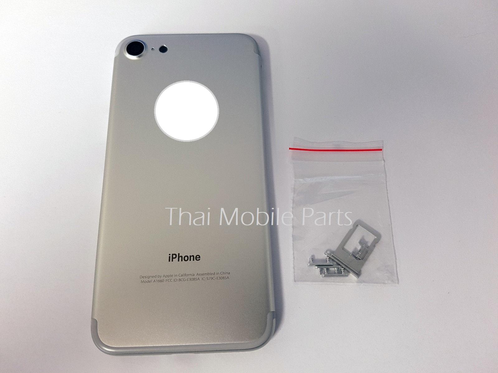 บอดี้ iPhone 7 สีขาว อะไหล่ไอโฟน อะไหล่ iPhone