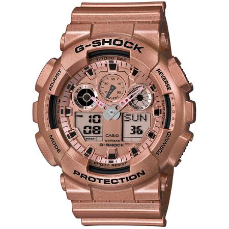 นาฬิกา คาสิโอ Casio G-Shock Limited Models รุ่น GA-100GD-9A สินค้าใหม่ ของแท้ ราคาถูก พร้อมใบรับประกัน
