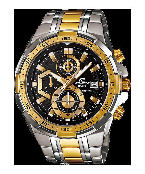 นาฬิกา คาสิโอ Casio Edifice Chronograph รุ่น EFR-539SG-1AV สินค้าใหม่ ของแท้ ราคาถูก พร้อมใบรับประกัน