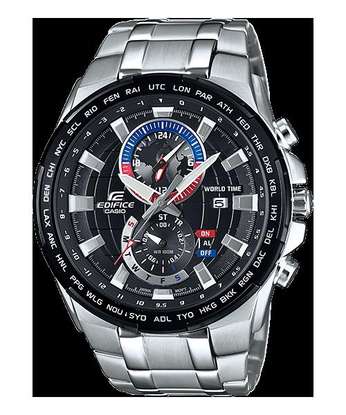 นาฬิกา คาสิโอ Casio Edifice Chronograph รุ่น EFR-550D-1AV สินค้าใหม่ ของแท้ ราคาถูก พร้อมใบรับประกัน