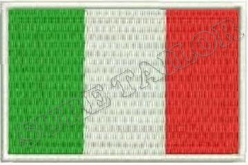 อาร์มปักธงอิตาลี