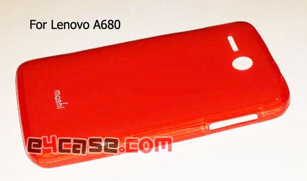 เคส Lenovo A680 - เคสยาง