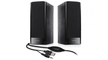 Microlab B56, 2.0 Stereo Dual USB powered Speaker