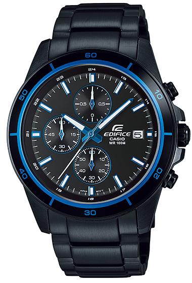 นาฬิกา คาสิโอ Casio Edifice Chronograph รุ่น EFR-526BK-1A2V สินค้าใหม่ ของแท้ ราคาถูก พร้อมใบรับประกัน