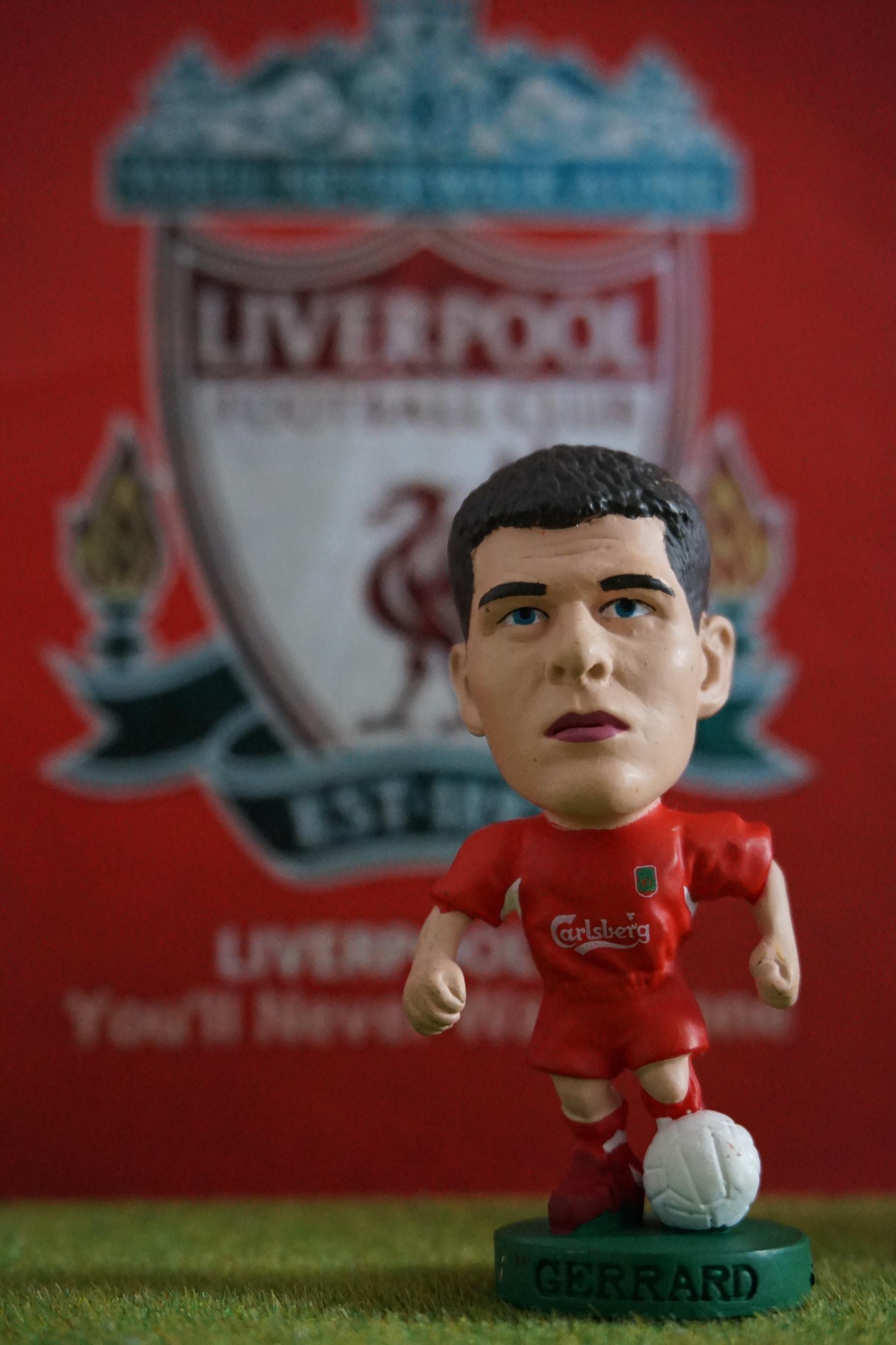 PR008 Steven Gerrard
