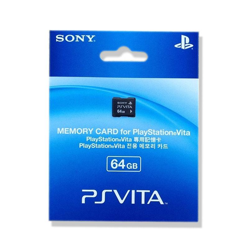 Sony PlayStation Vita Memory Card 64GB ** ส่งฟรี **