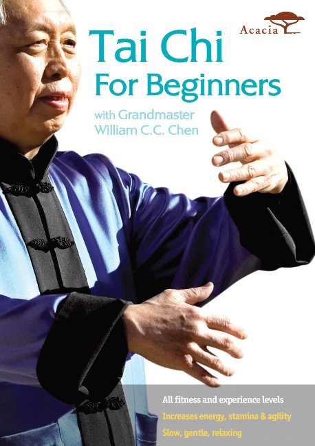 Tai Chi for Beginners with Grandmaster William C C Chen