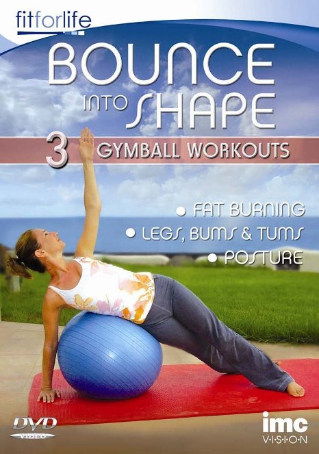 Bounce Into Shape 3 Gymball Workouts with Lucy Knight