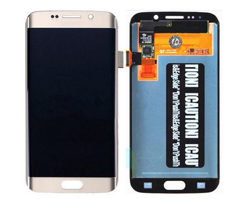 ราคาหน้าจอชุดแท้ Samsung Galaxy S7 Edge แถมฟรีไขควง ชุดแกะเครื่อง+กาวติดหน้าจอ
