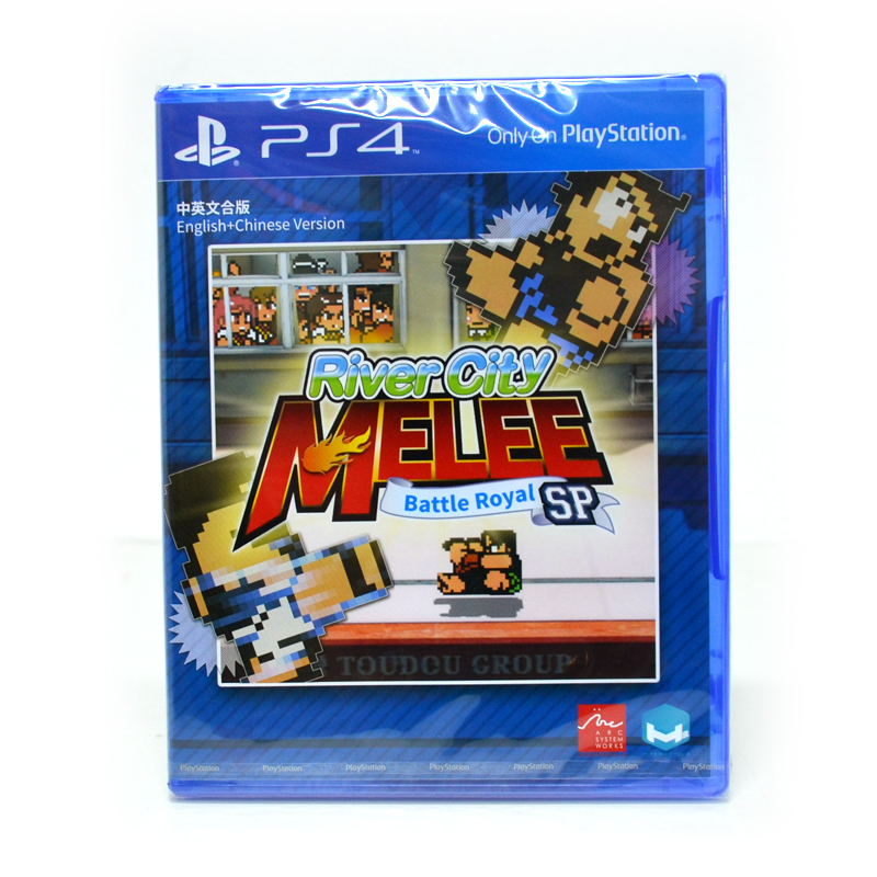 PS4™ River City Melee: Battle Royal Special Zone 3 Asia / Voice JP, Subtitle EN ราคา 1050.- 22-06-2017