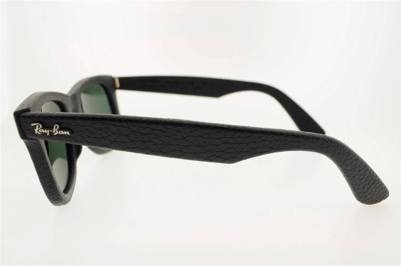 Ray Ban Rb2140qm 1152n5 50mm Wayfarer Leather Oakley Sunglass Frogskins Prizm Oo 9245 74 Grey Smoke Tel 083 073 9808