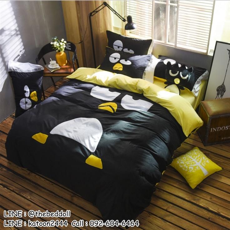 ผ้าปูที่นอน ลายแบ๊ดแบ๊ดซ์ มารุ Bad Badtz Maru Bedding Set
