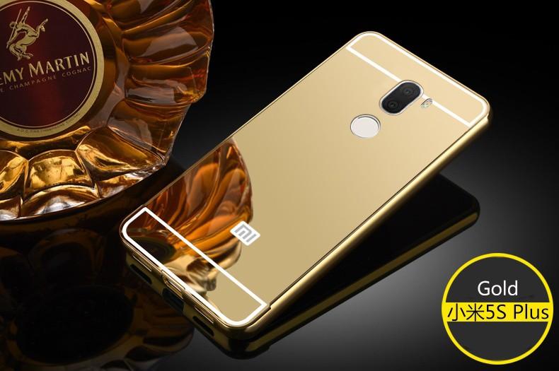 เคส Xiaomi Mi5s Plus Luxury and Acrylic Case