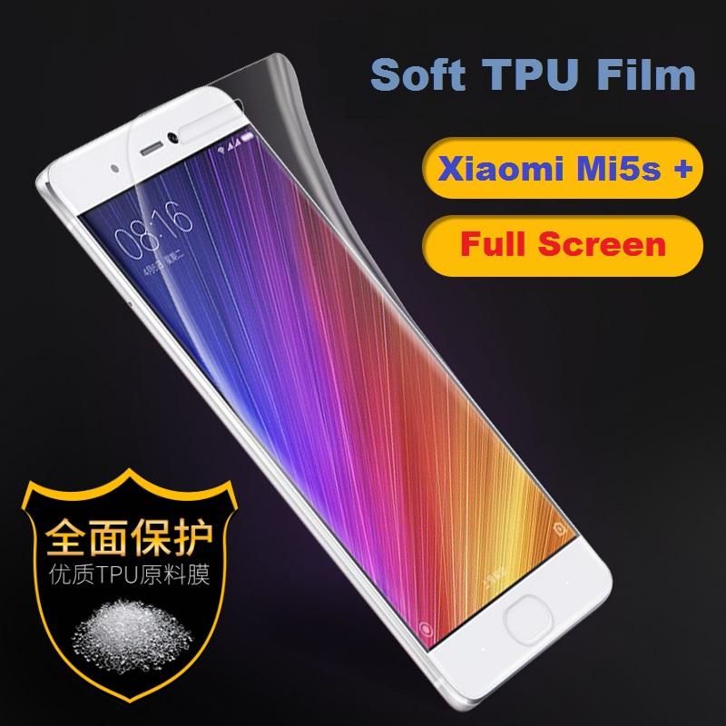 ฟิล์มกันรอย TPU เต็มจอ Xiaomi Mi5s Plus
