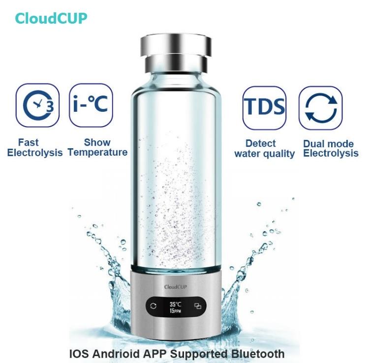 CloudCUP #Hydrogen Rich Water Generator