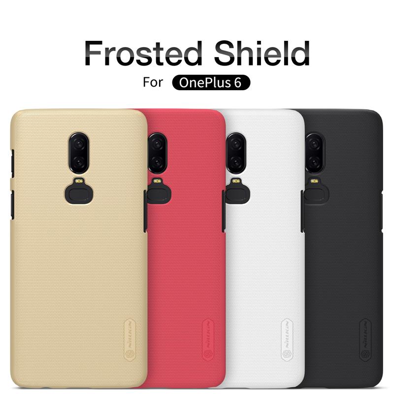 เคสมือถือ OnePlus 6 รุ่น Super Frosted Shield