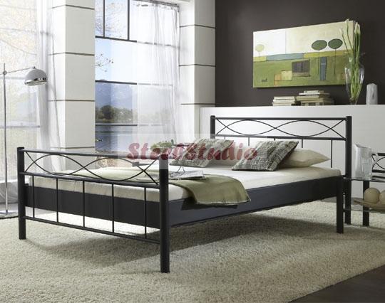 เตียงเหล็ก งานโปรเจค รุ่น SS-03