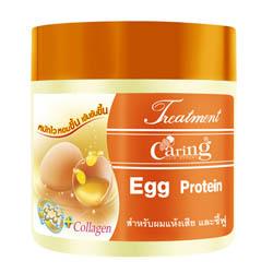 Caring - แคริ่ง ทรีทเม้นท์ สูตรโปรตีนไข่ ขนาด 250 มล.